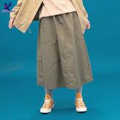 【早秋新品】American Bluedeer - 設計口袋圓裙(特價)  秋冬新款