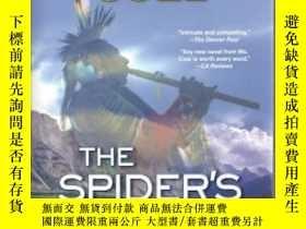 二手書博民逛書店The罕見Spider s Web (A Wind River