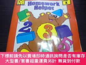二手書博民逛書店Homework罕見Helper Brighter vision publications 1993年 16開平裝