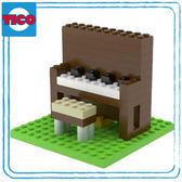 【Tico微型積木】直立鋼琴 (9104)