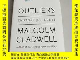 二手書博民逛書店Outliers:The罕見Story of Success另類Y273906 Malcolm 看圖