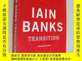 二手書博民逛書店Transition罕見by IAIN BANKS,基本 Y14