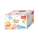 好奇 純水嬰兒濕巾厚型小熊維尼限定版 (70抽x16包/箱)-箱購