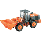 TOMICA 多美小汽車 NO﹒71 HITACHI CONSTRUCTION MACHINERY WHEEL LOADER ZW220