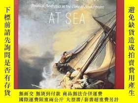 二手書博民逛書店The罕見Storm at Sea: Political Aes