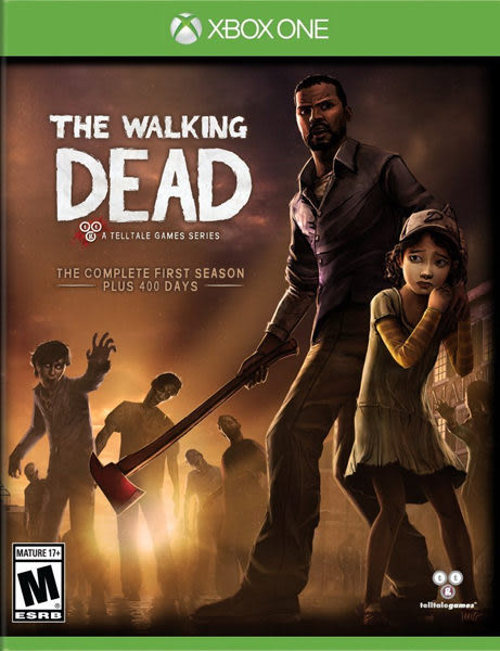 X1 The Walking Dead: The Complete First Season 陰屍路 第一季 完整版(美版代購)