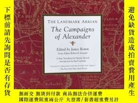 二手書博民逛書店The罕見landmark Arrian: The Campaigns of AlexanderY171339