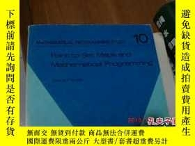 二手書博民逛書店POINT-TO-SET罕見MAPS AND MATHEMATI