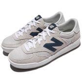 New Balance 休閒鞋 WRT300 寬楦 灰 深藍 麂皮 網布 女鞋 基本款 【PUMP306】 WRT300RVD