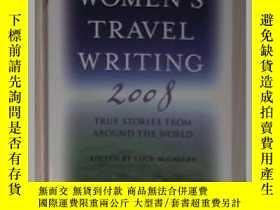 二手書博民逛書店《罕見The Best Women s Travel Writ