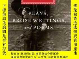 二手書博民逛書店Plays,罕見Prose Writings And PoemsY364682 Wilde, Oscar Ra