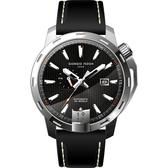 GIORGIO FEDON 1919 永恆系列運動版機械錶-黑/45mm GFCI001