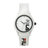 【FILA 斐樂】/LOGO造型手錶(男錶 女錶 )/38-129-210/台灣總代理原廠公司貨兩年保固