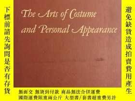 二手書博民逛書店服裝藝術與個人形象罕見The Arts Of Costume And Personai AppearanceY