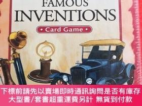 二手書博民逛書店Famous罕見Inventions, Card GameY284058 Professor Noggin s