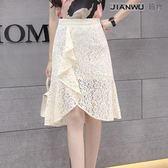 裙魚尾裙仙女裙半身裙女夏裝