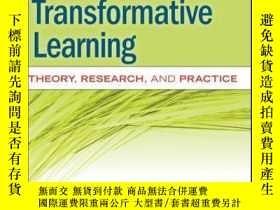 二手書博民逛書店The罕見Handbook of Transformative Learning: Theory, Researc