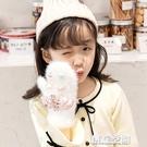 兒童手套秋冬季加絨加厚保暖女童寶寶卡通可愛小學生幼兒女孩冬天