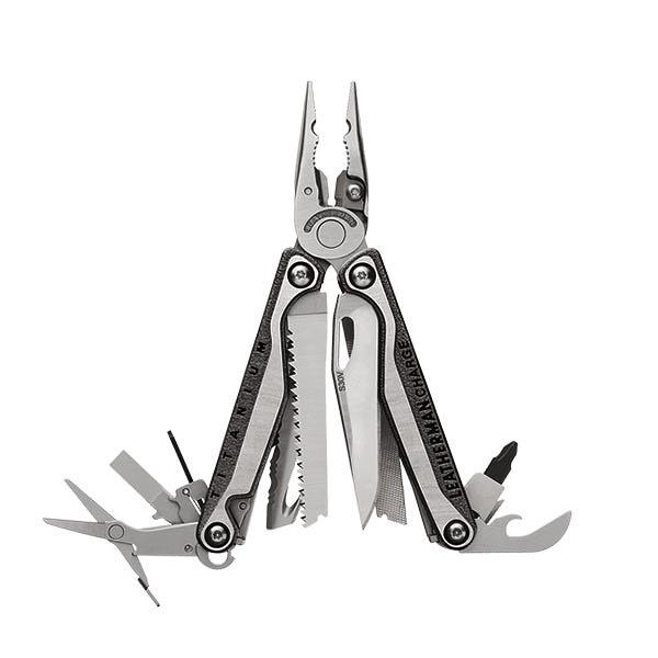 [Leatherman] Charge TTi 工具鉗 (LE830723) 秀山莊戶外用品旗艦店