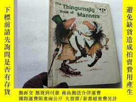 二手書博民逛書店The罕見Thingumajig Book of Manners