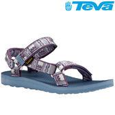 TEVA 《女款》30年經典復刻版水陸運動涼鞋Original Universal - 印加紫紅
