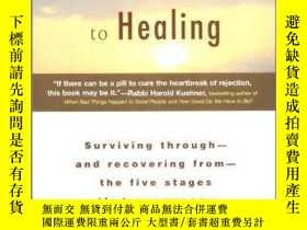 二手書博民逛書店The罕見Journey From Abandonment To HealingY256260 Susan A