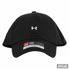 Under Armour  FAVORITE圖案訓練球帽 黑  運動帽- 1306295001