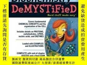 二手書博民逛書店Biochemistry罕見DemystifiedY255562