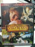 挖寶二手片-Y29-050-正版DVD-動畫【絨毛兔傳奇】-珍西摩爾 湯姆史基瑞 艾倫柏絲汀