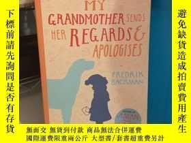 二手書博民逛書店My罕見Grandmother Sends Her Regard