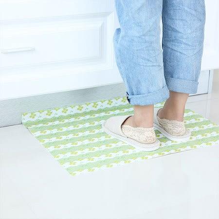 自黏式印花防滑墊 地墊 吸水墊 地墊貼 可水洗 可剪裁 廚房 浴室 客廳 居家 防滑