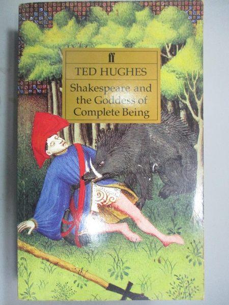 【書寶二手書T9/原文小說_YDS】Shakespeare and the Goddess of Complete Be