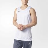 adidas 球衣 Jrsy Rvsble Crazy Explosive 男款 雙面穿 無袖 上衣 籃球 背心 黑白 黑 白 【PUMP306】 CD8699