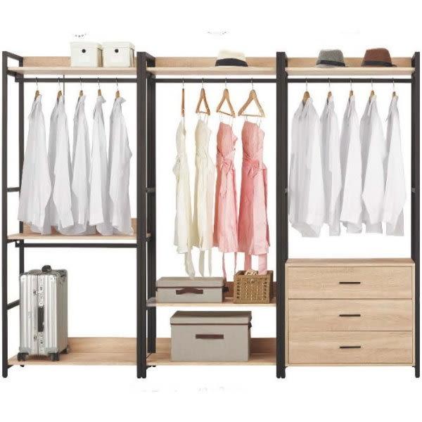 衣櫃 衣櫥 MK-072-2 艾麗斯7.8尺組合衣櫥 【大眾家居舘】