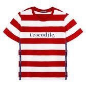 『小鱷魚童裝』條紋T恤(08號~18號)535404