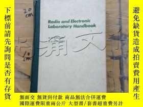 二手書博民逛書店RADIO罕見AND ELECTRONIC LABORATORY