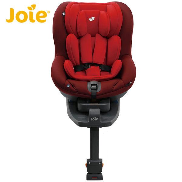 【奇哥總代理】Joie Anchor Isofix 0-4歲雙向汽座-紅色