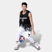 全館83折風派路 籃球服套裝男訓練服學生比賽印字隊服運動球衣籃球服