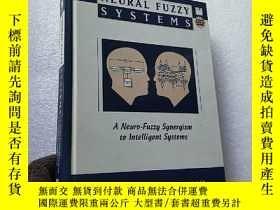 二手書博民逛書店NEURAL罕見FUZZY SYSTEMS 16開 精裝【內頁幹