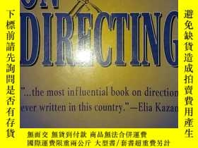 二手書博民逛書店On罕見Directing(英文原版)241075 Harold