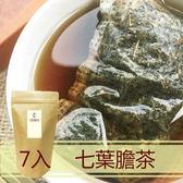 七葉膽茶5gx7包入 三高好夥伴 幫助消化清除垃圾 鼎草茶舖