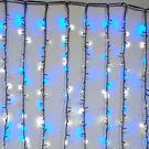 LED 2048燈瀑布燈(藍白光) 附控...