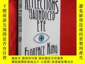 二手書博民逛書店Reflections罕見In A Jaundiced Eye