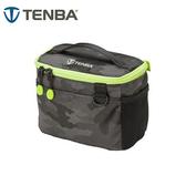 【聖影數位】TENBA 天霸 BYOB 7 相機內袋 包中袋 黑迷彩套綠色 636-261 公司貨