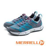 MERRELL(女)HYDROTREKKER WATERPRO水陸兩棲鞋-藍