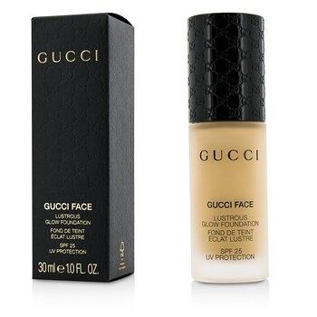 SW Gucci-22 透亮無瑕粉底液 Lustrous Glow Foundation SPF 25 - #050 (Light)