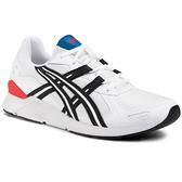 ASICS Silver Runner男女款白色慢跑休閒鞋-NO.1191A296-102