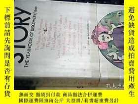 二手書博民逛書店STORY罕見THE YEARBOOK OF DISCOVER