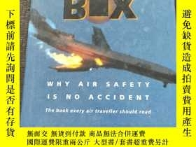二手書博民逛書店BLACK罕見BOX The air-crash detecti