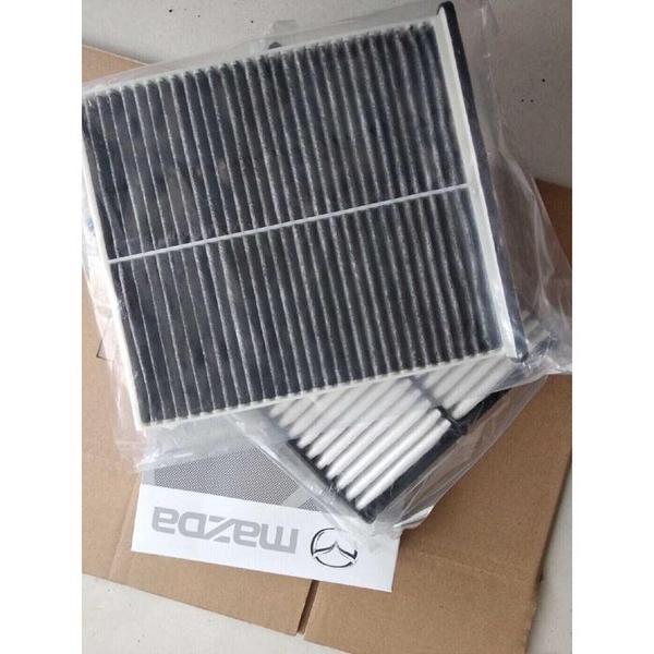 MAZDA 3 MAZDA 6 CX5 魂動 馬3 馬6 空氣濾芯 冷氣濾網